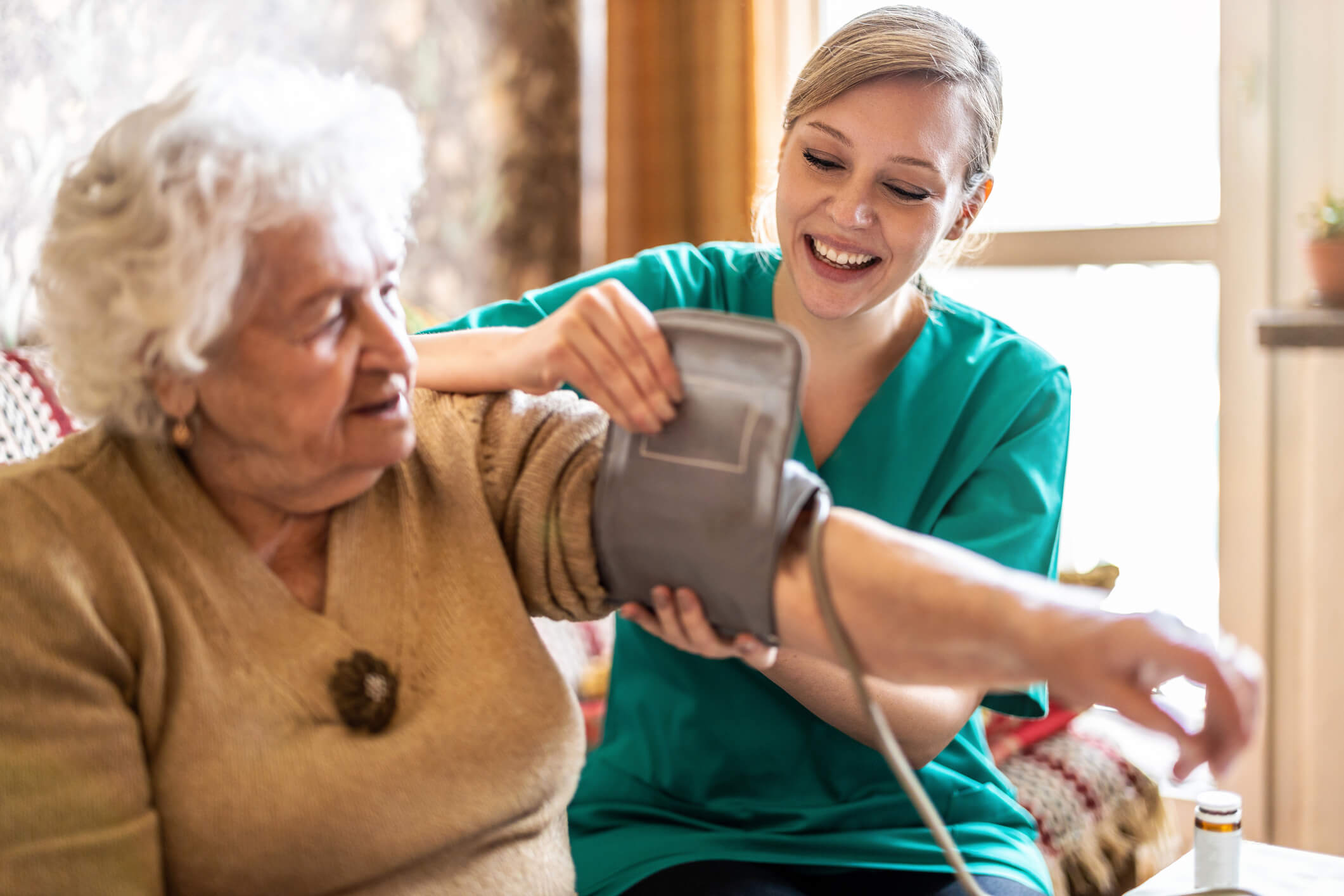 Image of previous post - ASSISTED LIVING VS HOME HEALTH CARE: WHAT'S THE DIFFERENCE?